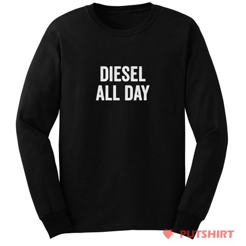 Diesel All Day Long Sleeve