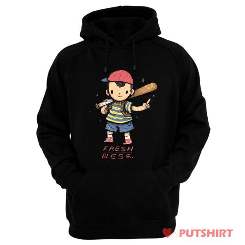 Fresh Ness Earthbound Hoodie