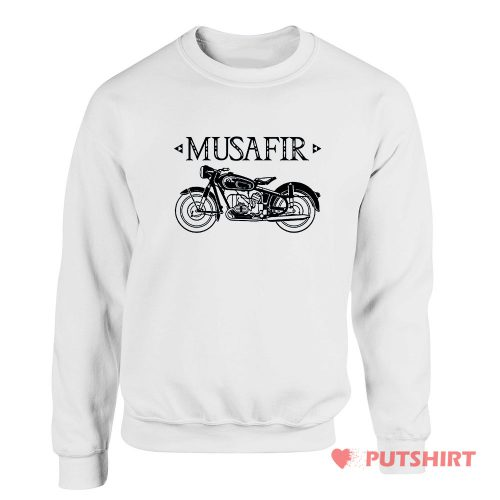 Musafir Go To Ride Sweatshirt