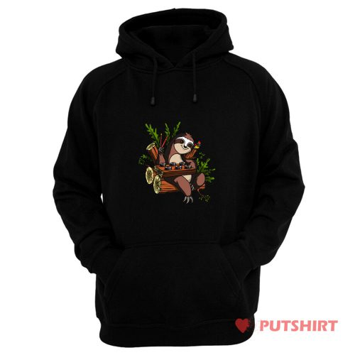 Sloth Sushi Hoodie