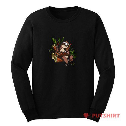 Sloth Sushi Long Sleeve