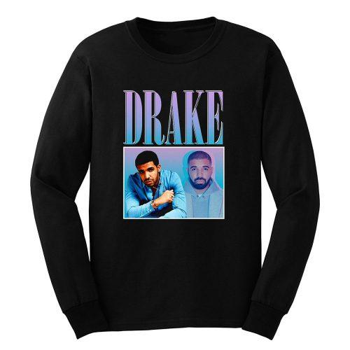 Drake the Rapper Long Sleeve
