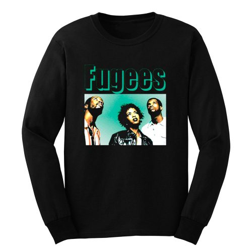 Fugees 90S Long Sleeve