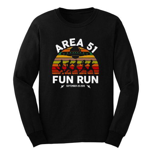 Fun Run Area 51 Long Sleeve