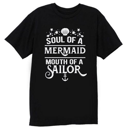 Funny Mermaid T Shirt
