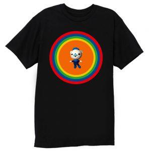 Gabriel Dresden Club Quarantine Blue Bear T Shirt