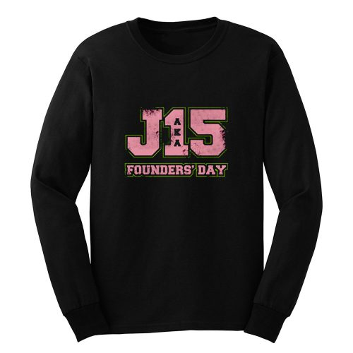 J15 Founders Day Long Sleeve