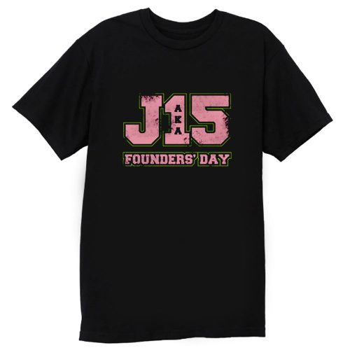 J15 Founders Day T Shirt