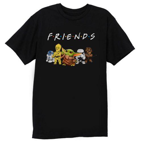 Star Wars And Friend T Shirt