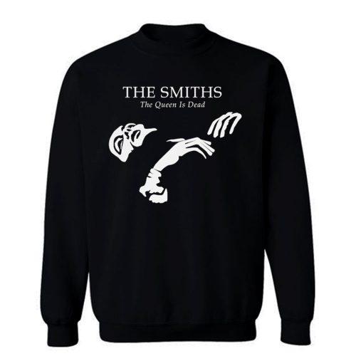 The Smiths Queen Is Dead Sweatshirt