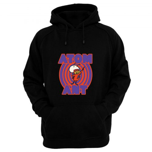 60s Hanna Barbera Cartoon Classic Atom Ant Hoodie