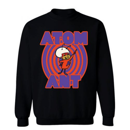 60s Hanna Barbera Cartoon Classic Atom Ant Sweatshirt