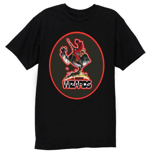 70s Ralph Bakshi Animated Classic Wizards T Shirt