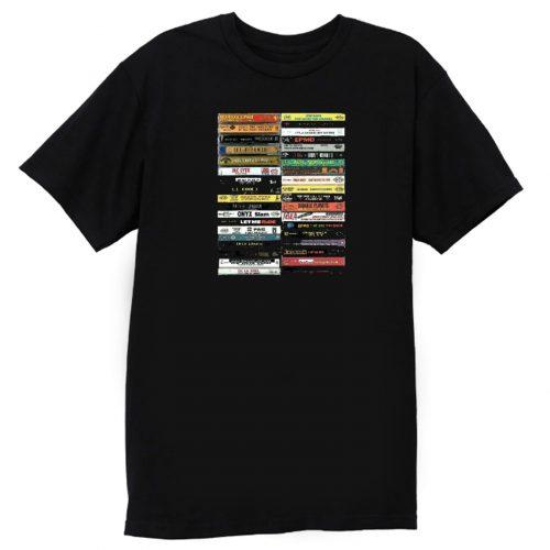 80s Cassete Retro T Shirt