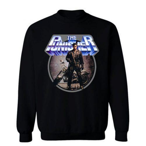 80s Comic Classic The Punisher Sweatshirt