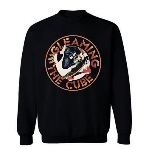 80s Skateboarding Classic Gleaming the Cube Sweatshirt