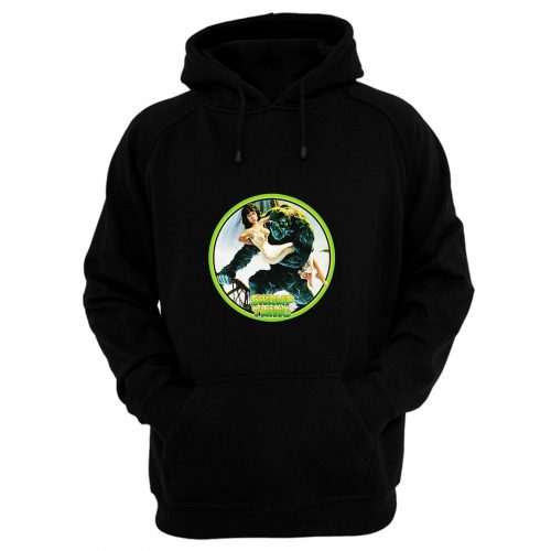 80s Wes Craven Classic Swamp Thing Hoodie