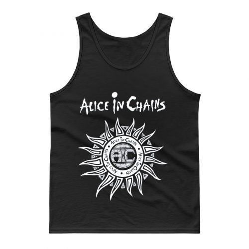 Alice in Chains Sun Tank Top
