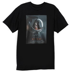 Alien Poster Movie T Shirt