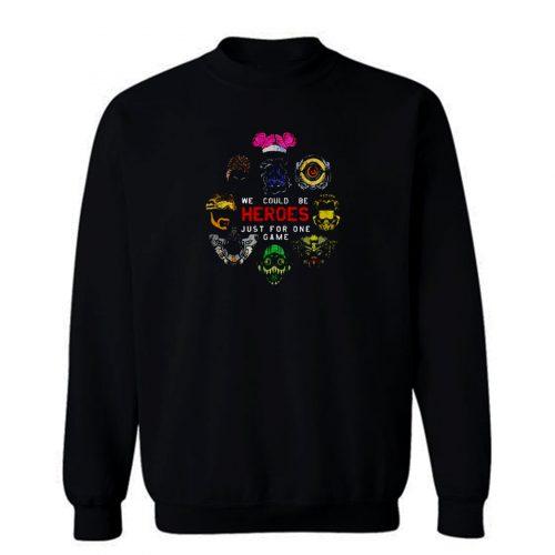 Apex Characters Gaming Sweatshirt