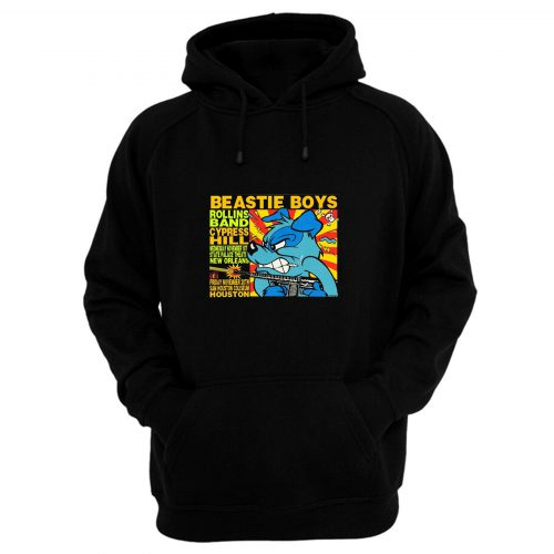 Beastie Boys rollins Band Cypress Hill tour November 18 New Orleans Hoodie