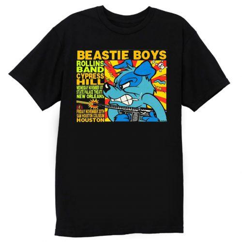 Beastie Boys rollins Band Cypress Hill tour November 18 New Orleans T Shirt