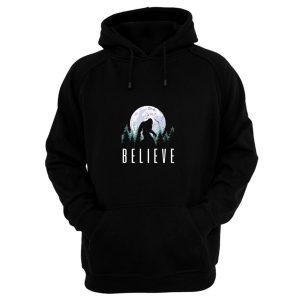 Believe Nature Moonlight Big Foot Hoodie