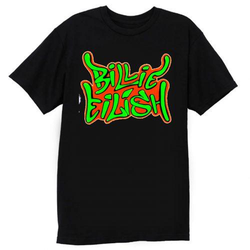 Billie Eilish Face Tour Merch Blohsh Dont Smile At Me T Shirt