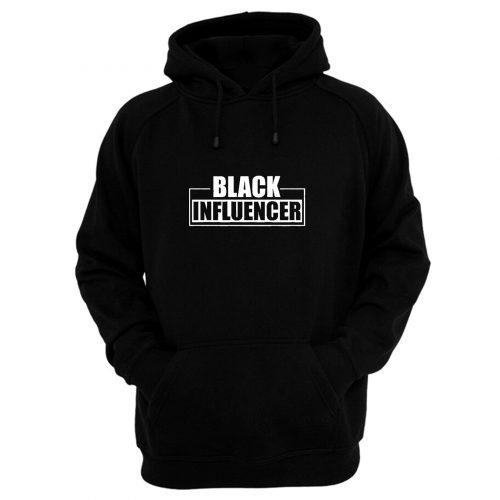 Black Influencer BLM Pride Hoodie