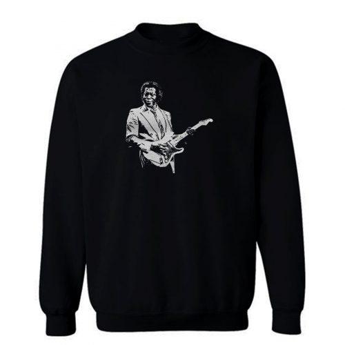 Buddy Guy Guitarist Rock Band Sweatshirt