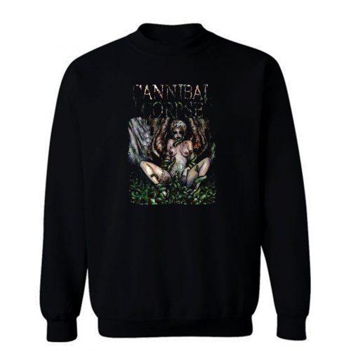 Cannibal Corpse Band Sweatshirt