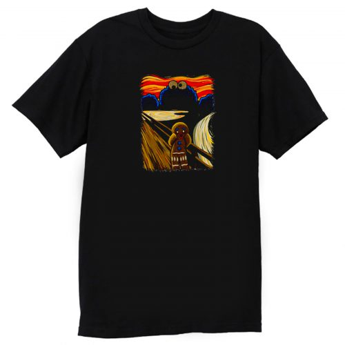 Cartoon Cookie T Shirt