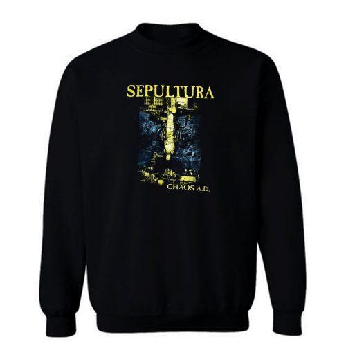Chaos AD Sepultura Sweatshirt