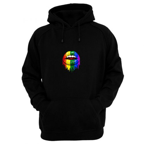 Colour Lip LGBT Hoodie