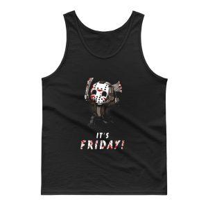 Cute Jason Friday The 13th Horror Scary Funny Tank Top