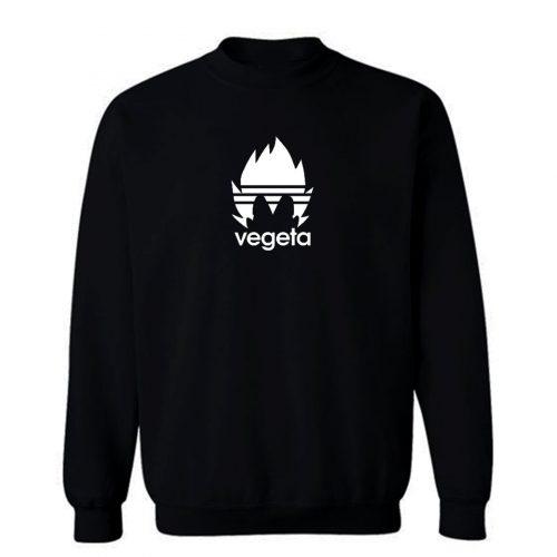 DBZ Funny Vegeta Parody Sweatshirt