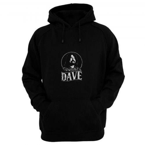 Dave Grohl Tribute American Rock Band Lead Singer Hoodie