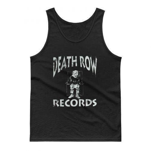 Death Row Rap Hip Hop Tank Top