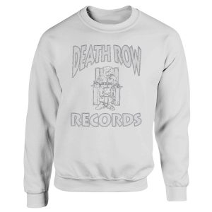 Death Row Records Tupac Dre Sweatshirt