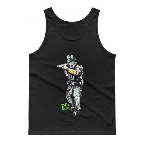 Death Trooper operator Tank Top