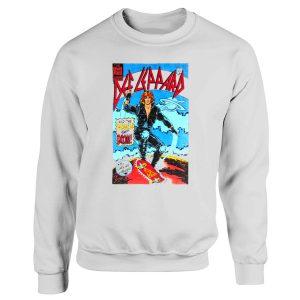 Def Leppard Women Of Doom Sweatshirt