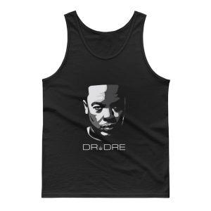 Dre Dr Dre Face Classic Retro Tank Top
