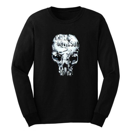 Eternal Freedom Skull Long Sleeve
