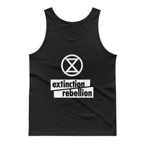 Extinction Rebellion Tank Top