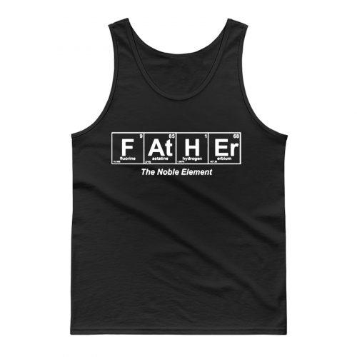 Father Periodic Table Tank Top