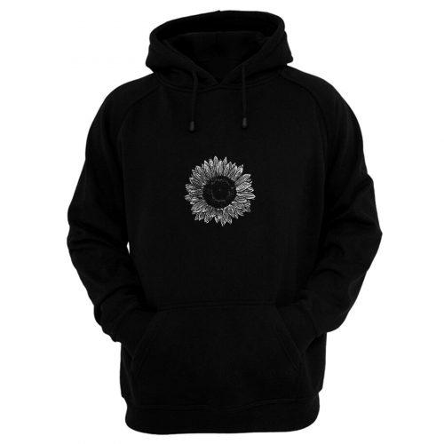 Flower Sketch Hoodie