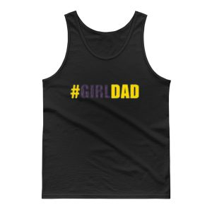 Girl Dad Vintage Tank Top