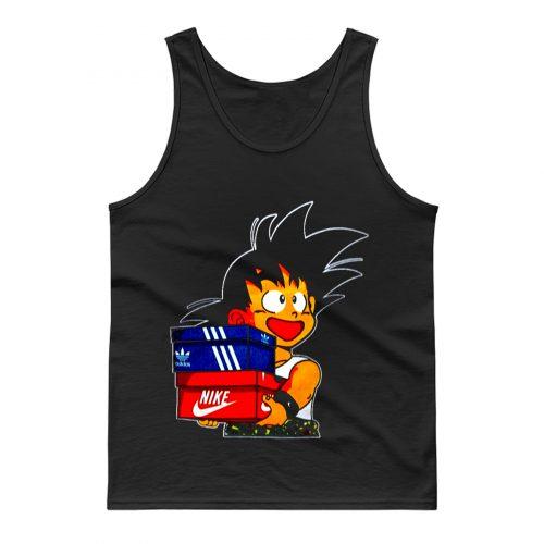 Goku Get Shoes Tank Top