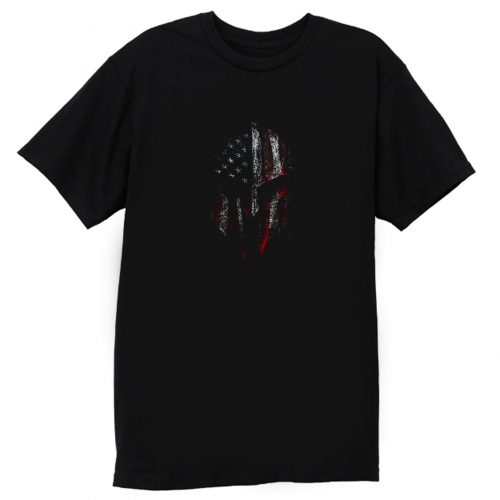 Grunt Style American Spartan T Shirt