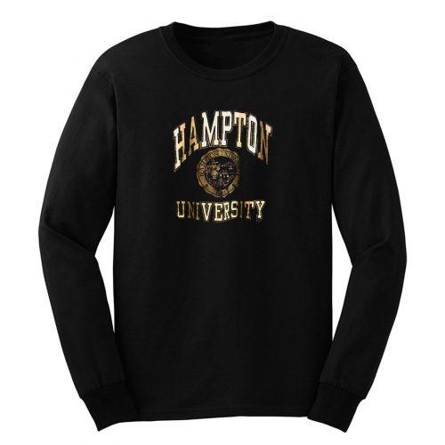 Hampton University Long Sleeve